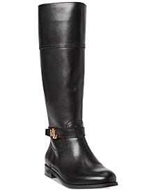 Lauren by Ralph Lauren Women's Everly Riding Boots