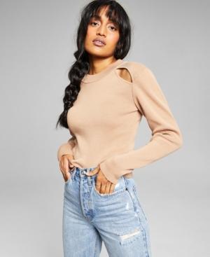 Women's Cutout Sweater