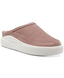 Women's Korrin Plush Slip-On Sneakers