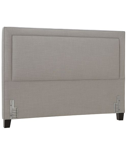 Furniture Rory King Upholstered Headboard