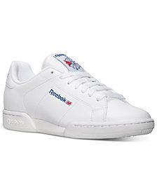 Reebok Men's NPC II Casual Sneakers from Finish Line