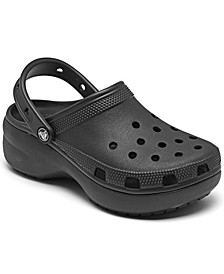 Women's Classic Platform Clogs from Finish Line