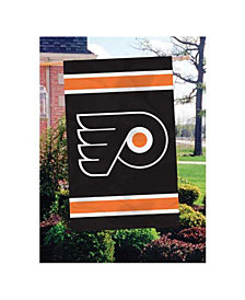 Party Animal Philadelphia Flyers Applique House Flag