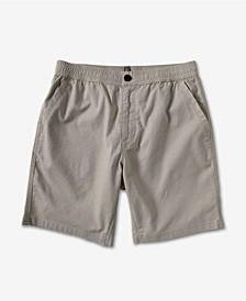 Men's Eyesym Elastic Waist Shorts