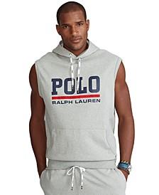 Men's Big & Tall Interlock Hooded Vest