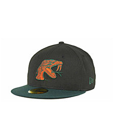 New Era Florida A&M Rattlers NCAA 2 Tone 59FIFTY Cap