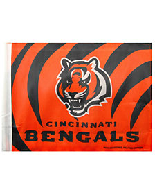 Rico Industries  Cincinnati Bengals Car Flag