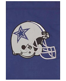 Party Animal Dallas Cowboys Garden Flag