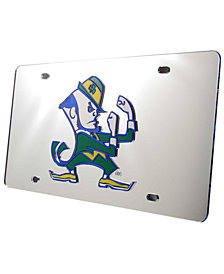 Stockdale Notre Dame Fighting Irish License Plate