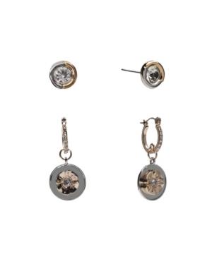 Duo Earrings Set