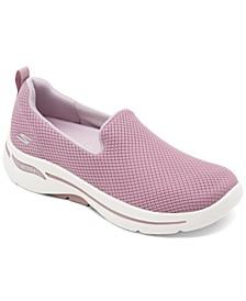 Women's GO Walk - Arch Fit Grateful Slip-On Walking Sneakers from Finish Line