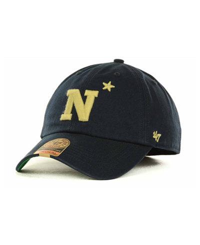 '47 Brand Navy Midshipmen Franchise Cap