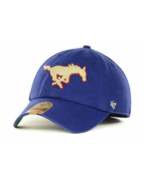 '47 Brand Southern Methodist Mustangs Franchise Cap