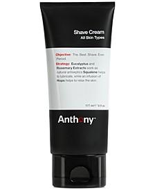 Shave Cream, 6 oz