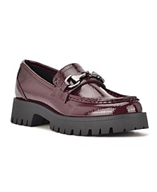 Women's Gonehome Lug Sole Loafers