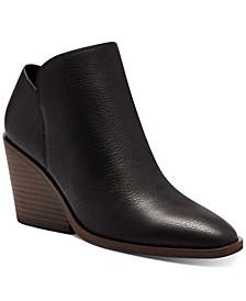 Women's Saucie Block-Heel Ankle Booties