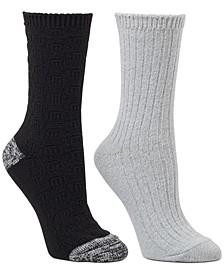 Women's 2-Pk Boot Socks