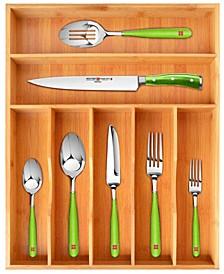 Kitchen Drawer Organizer Utensil Holder and Cutlery Tray