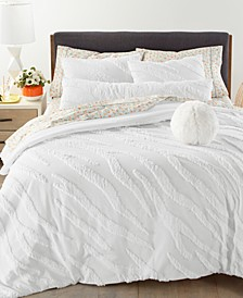 Zebra Comforter Sets, Created for Macy's
