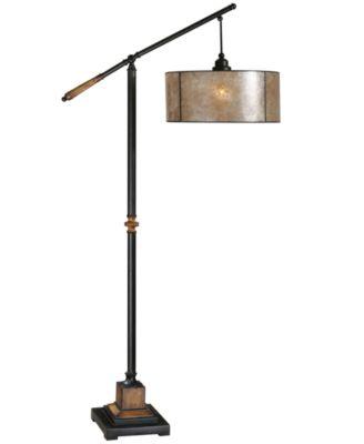 Charming Uttermost Sitka Floor Lamp