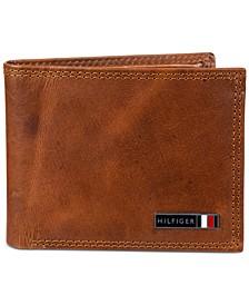 Men's Edisto RFID Traveler Leather Wallet