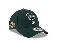 Milwaukee Bucks 2021 Champ Side Patch 9FORTY Cap