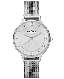 Women's Anita Stainless Steel Mesh Bracelet Watch 30mm SKW2149