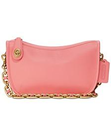 Swinger Leather Shoulder Bag