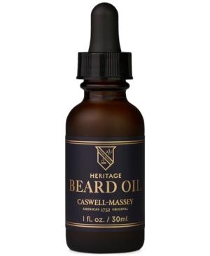 Heritage Beard Oil