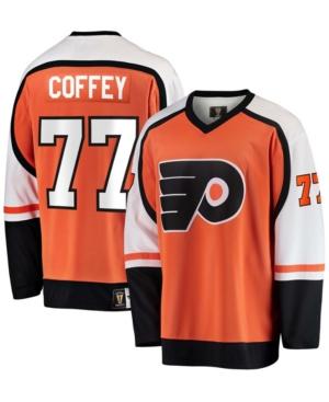 Men's Paul Coffey Orange Philadelphia Flyers Premier Breakaway Retired Player Jersey