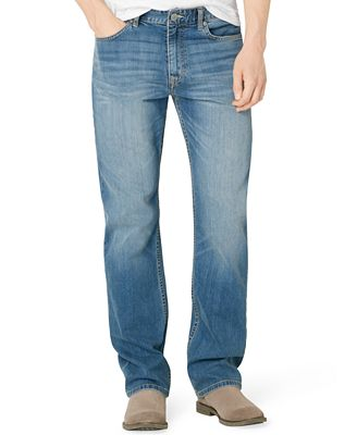 Calvin Klein Jeans Men's Relaxed Fit Jeans - Jeans - Men - Macy's