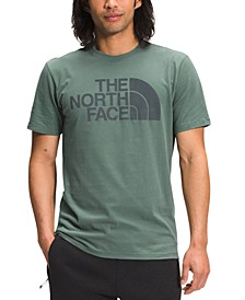 Men's Half Dome Logo Graphic T-Shirt