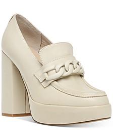 Women's Rhylee Platform Loafers