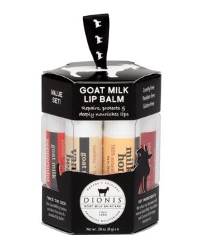 Goat Milk Lip Balm Set