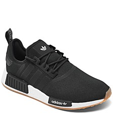 Men's NMD R1 Primeblue Casual Sneakers from Finish Line