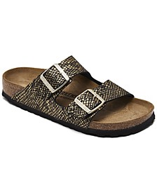 Women's Arizona Microfiber Sandals from Finish Line