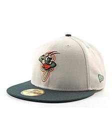 Greensboro Grasshoppers MiLB 59FIFTY Cap