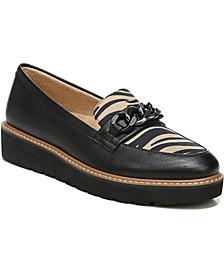 Emmal Slip-on Lug Sole Loafers