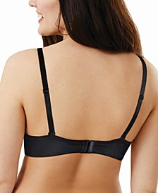 Full Coverage Underwire Bra with Lace 585S
