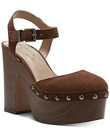 Women's Draiye High-Heel Platform Dress Sandals