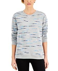 Spacedyed Sweatshirt, Created for Macy's