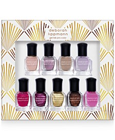9-Pc. Limited Edition Beautiful, Dirty, Rich Gel Lab Pro Color Nail Polish Set