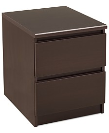 Essex Ready-to-Assemble Nightstand, Quick Ship