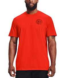 Men's Alma Mater Graphic Logo T-Shirt