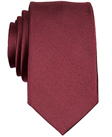 Super Slim Solid Tie