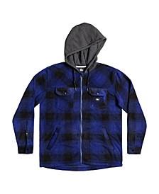 Young Men's Super Swell Fleece Zip Sweatshirt