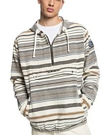 Young Men's Neo Blue Pullover Sweatshirt