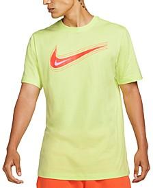 Men's Sportswear Swoosh Logo Graphic T-Shirt