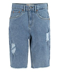 Big Boys Slim Fit Playtime Shorts