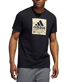 Men's Camo Logo T-Shirt
